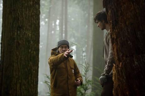 Filmagens do filme Seventh Son, baseado em O Aprendiz.