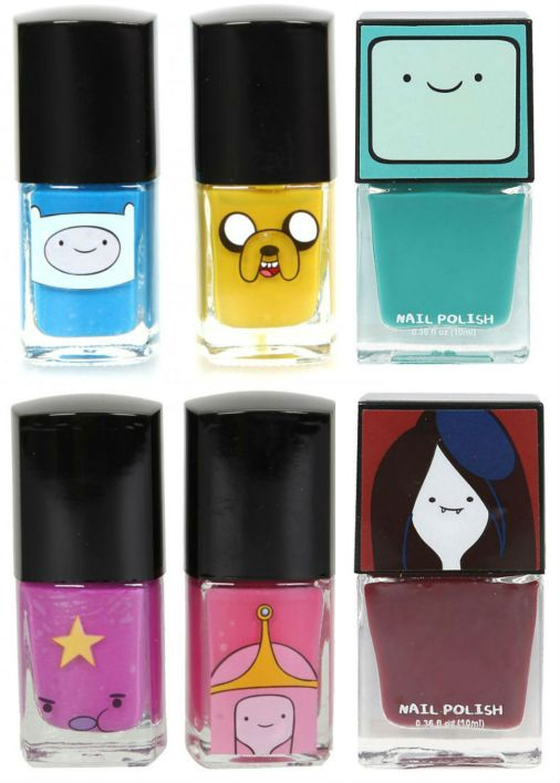 Hot Topic e Esmalteria da KK1