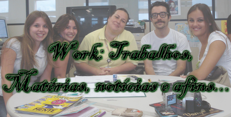 Categoria: Trabalhos, Matérias, notícias e afins...