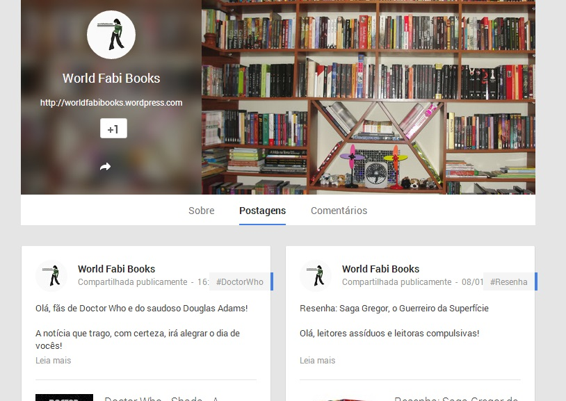 worldfabibooks no google plus