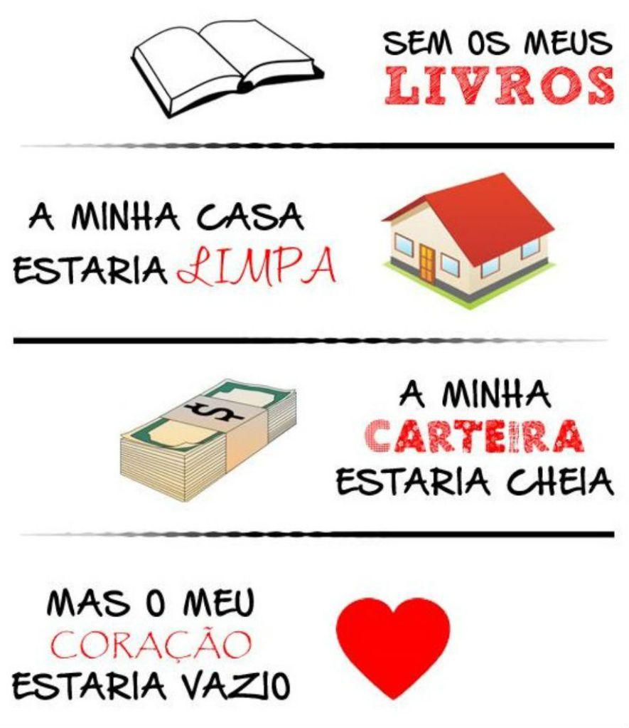sem meus livros